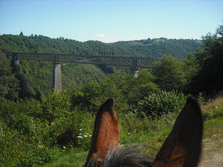 Le viaduc des Fades à Cheval