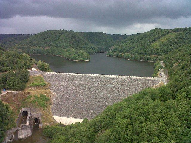 barrage des fades