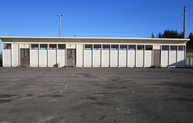 la Salle des Fêtes construite en 1976
