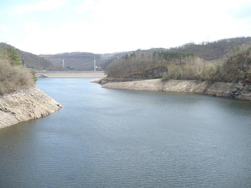 Le Viaduc et le Barage des fades