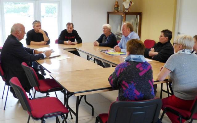 Visite sous préfet St-Jacques d'Ambur 12 mai 2016 (5)