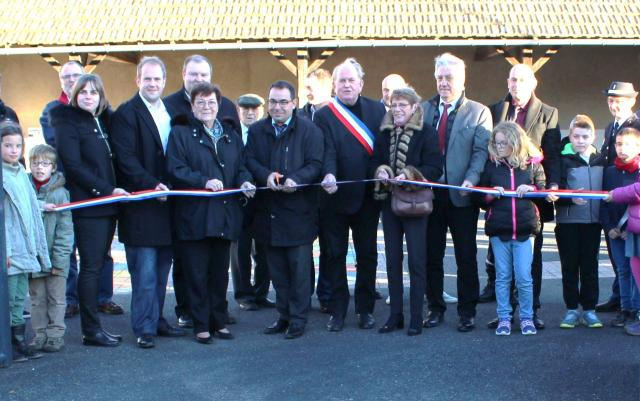Inauguration ecole