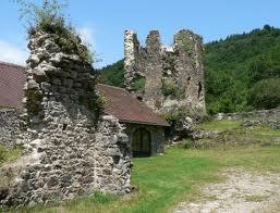 Les Ruines de la Chartreuse